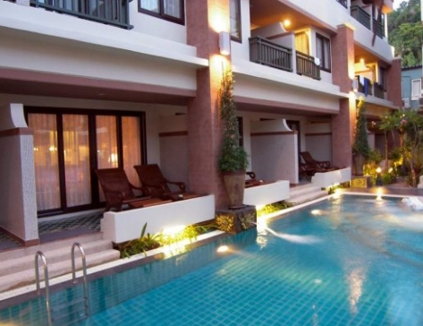 Room Types of  P.P.  Palm Tree Resort